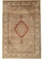 Luxus Orient Teppich Handgeknüpft Iran Tabriz 250x345cm Wole mit Seide