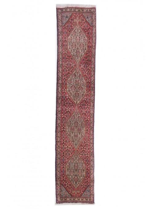 Perser Senneh Sanandadj ca. 50x250cm 100 % Wolle Iran Läufer