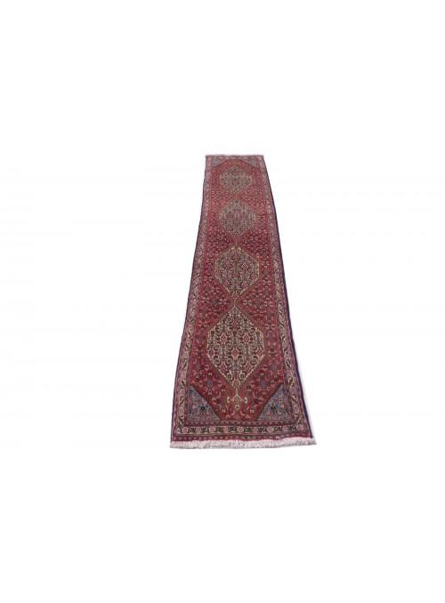 Ręcznie tkany dywan perski Senneh Sanandadż Iran 50x250cm wełna chodnik