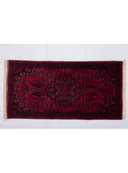 Carpet Belgique 101x51 cm - Afghanistan - 100% Sheeps wool