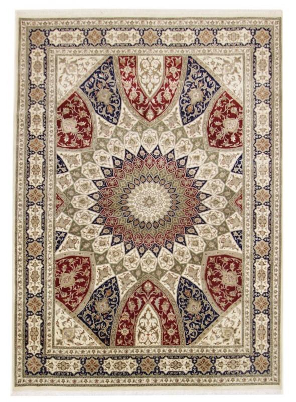 Handmade Carpet 200x300cm Iran Tabriz Gonbad Luxury