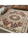Hand made Iran carpet Tabriz Gonbad 205x285cm wool/silk