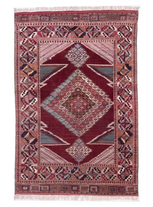 Hand-made luxury carpet Kabul Mauri Afghanistan ca. 200x300cm 100% wool semi-antique