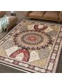 Ręcznie tkany dywan Tabriz Gonbad Iran wełna i jedwab 190x285cm