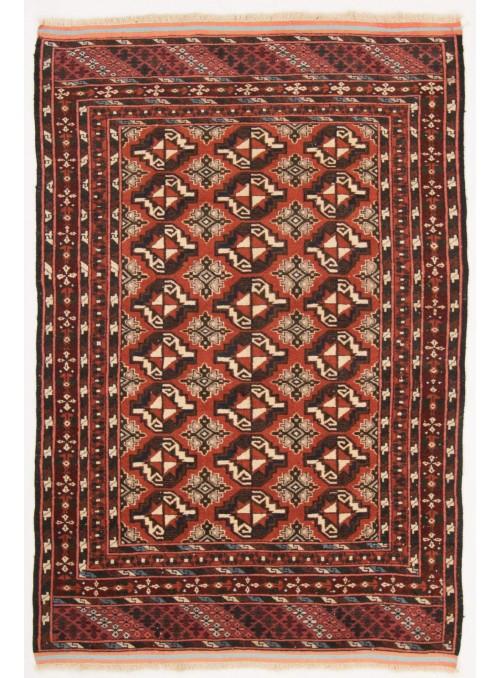 Ręcznie tkany dywan Afganistan Mauri Chapabaft ok 120x180cm 100% wełna