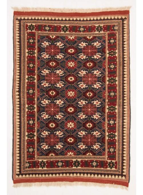 Ręcznie tkany dywan Afganistan Mauri Chapabaft ok 145x165cm 100% wełna