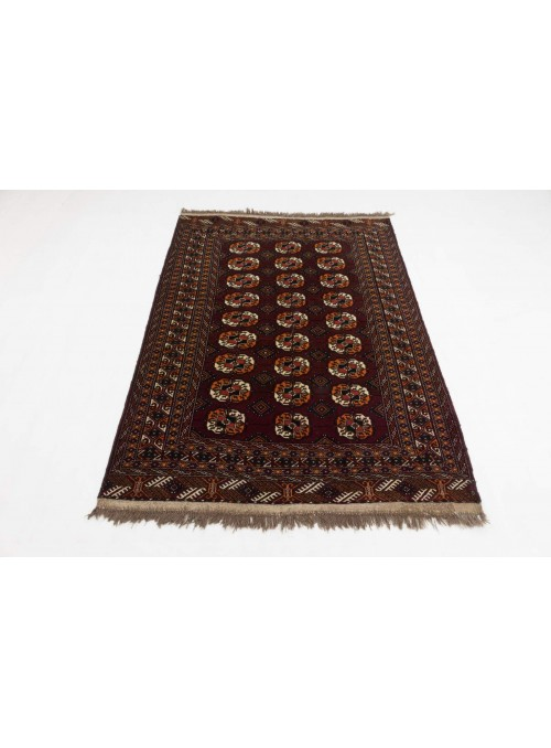 Hand-made luxury carpet Turkmenistan Turkmen ca. 130x180cm 100% wool