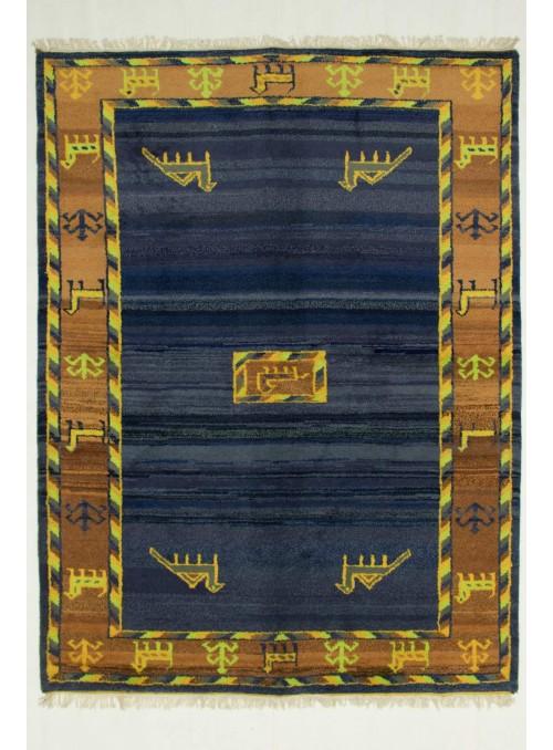 Ręcznie tkany etniczny dywan Indo-Gabbeh 190x240cm wełna