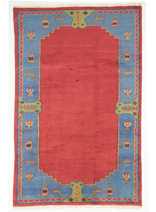 Hand-made ethnical carpet Indo-Gabbeh ca. 200x300cm 100% wool