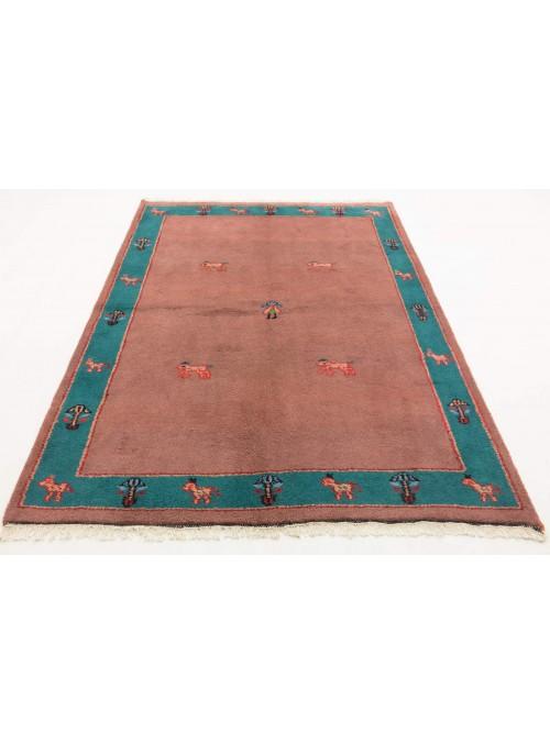Ethnisch Indo-Gabbeh Teppich ca. 180x240cm 100 % Wolle