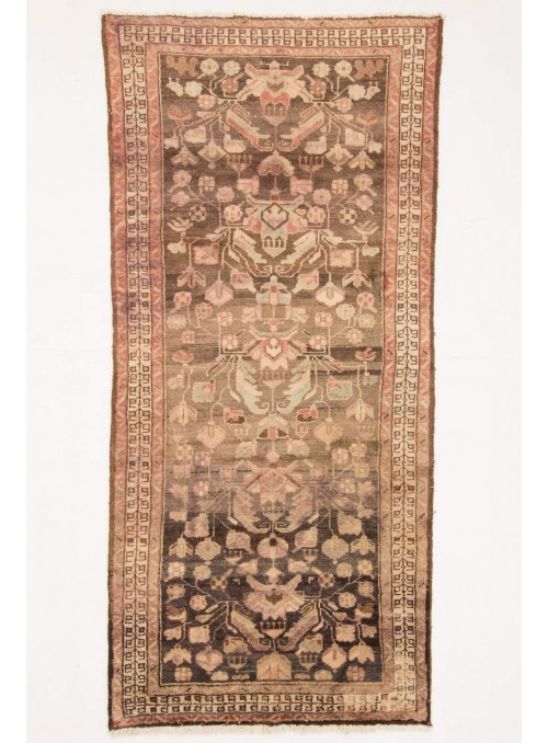 Hand-made persian traditional village carpet Hamadan ca. 100x200cm 100% wool Iran