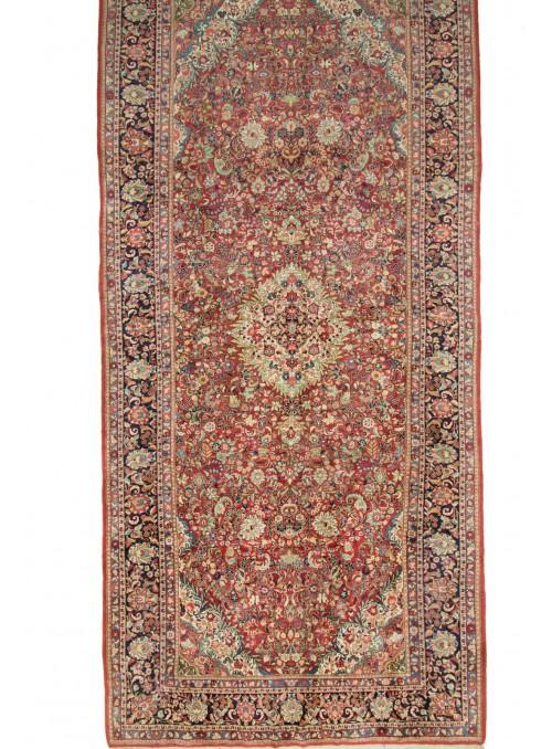 Ręcznie tkany gigantyczny dywan perski Isfahan Iran 300x600cm wełna