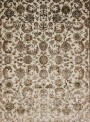 Ręcznie tkany dywan Tabriz Iran wełna i jedwab 250x300cm beż