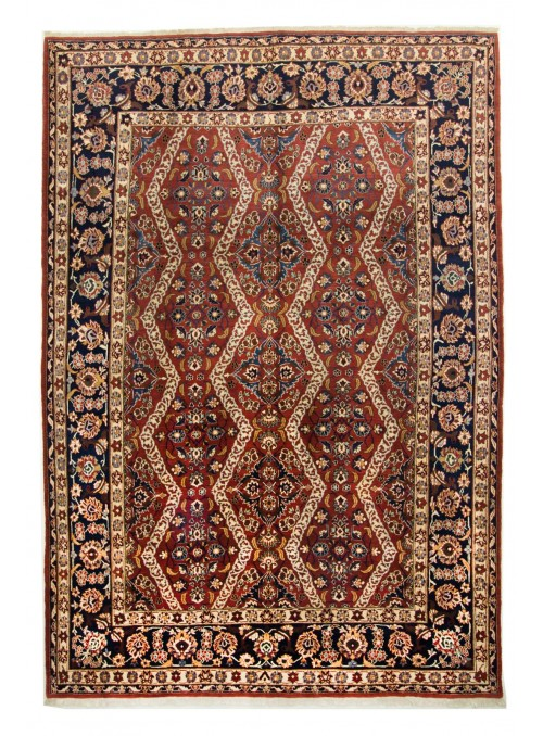 Hand-made persian carpet Keshan ca. 300x400cm 100% wool Iran