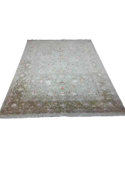 Ręcznie tkany dywan Tabriz Iran wełna i jedwab 220x290cm