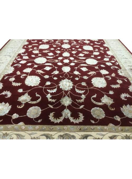 Klassisch Orient Teppich Handgeknüpft Iran Tabriz 250x340cm Wole mit Seide