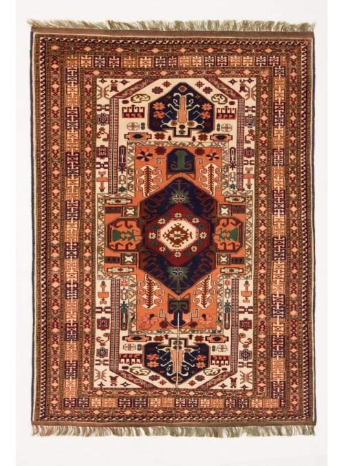 Ręcznie tkany dywan Afganistan Mauri Kabul ok 110x160cm wełna i jedwab