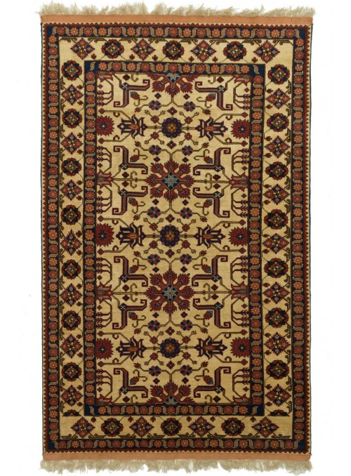 Hand-made luxury carpet Kabul Mauri Afghanistan ca. 120x160cm wool and silk