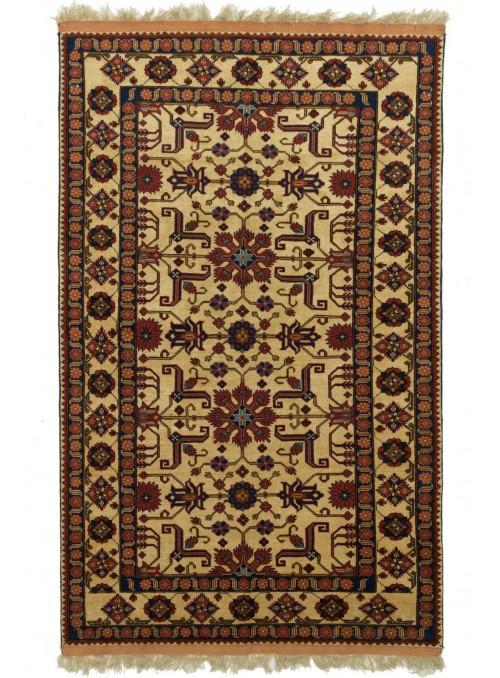 Ręcznie tkany dywan Afganistan Mauri Kabul ok 120x160cm wełna i jedwab