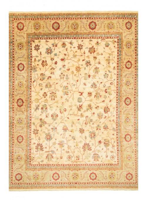 Hand-made luxury carpet Afghanistan Chobi Ziegler ca. 350x450cm highland wool