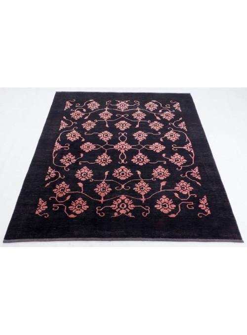 Modern Afghanistan Teppich Chobi Ziegler ca. 200x200m Hochlandschurwolle