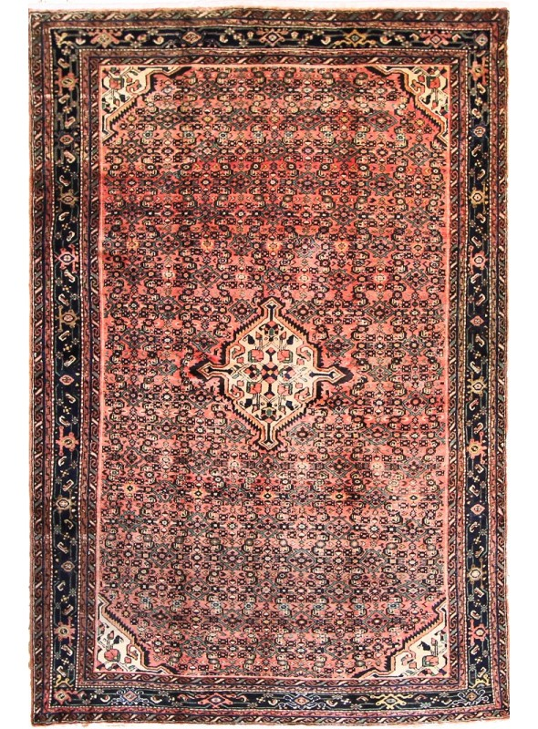 Luxury hand made carpet Tabriz 245x350cm wool and silk