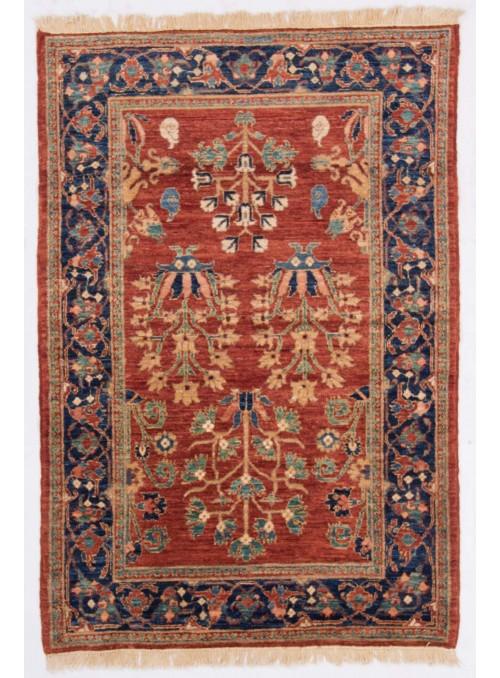 Ręcznie tkany dywan Afganistan Chobi Ziegler ok 110x160cm wełna wysokogórska