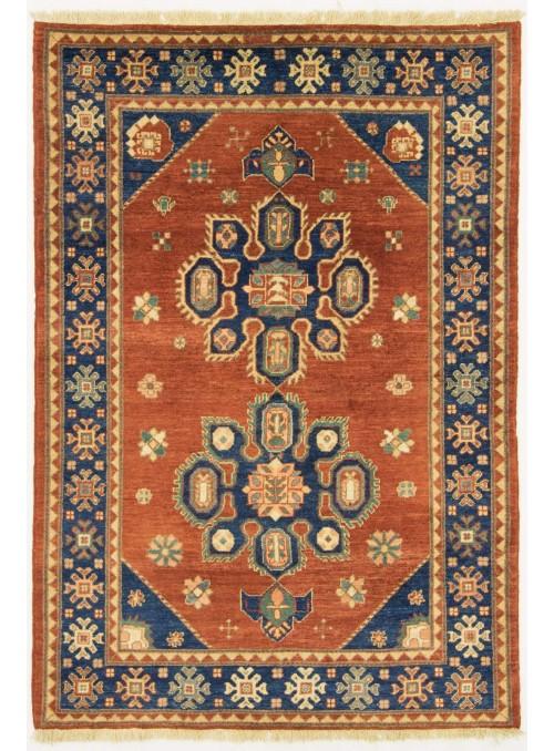Ręcznie tkany dywan Afganistan Chobi Ziegler ok 120x180cm wełna wysokogórska
