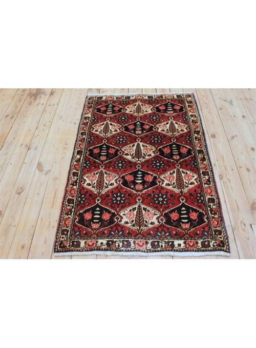Orient Teppich Handgeknüpft Iran Bachtiar 100x150cm 100% wolle