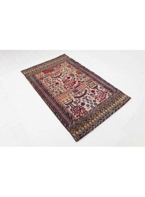 Teppich Toschak 169x107 cm - Afghanistan - Schurwolle