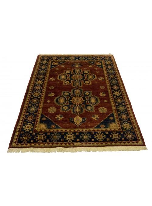 Teppich Chobi Ziegler 178x124 cm  Afghanistan  Hochlandschurwolle