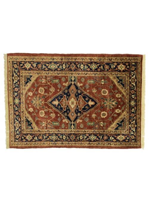 Teppich Chobi Ziegler 171x119 cm - Afghanistan - Hochlandschurwolle