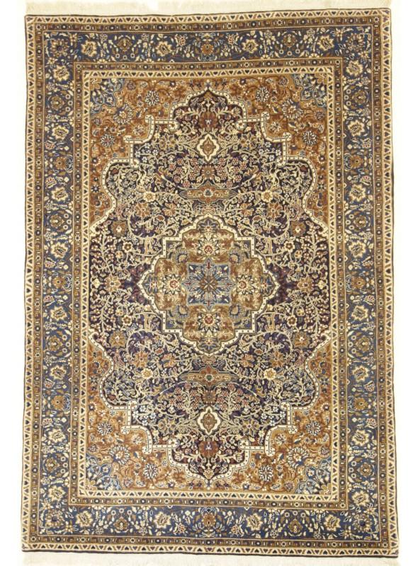 Orient Teppich Handgeknüpft Iran Sarug 170x240cm Wole