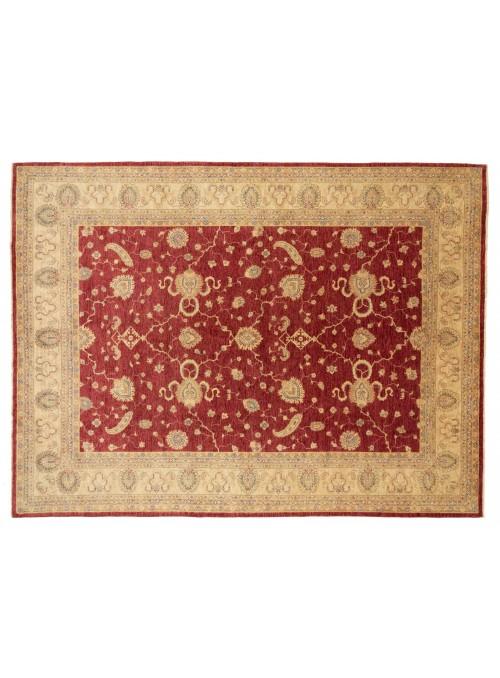 Teppich Chobi Beige 300x400 cm Afghanistan - 100% Hochlandschurwolle