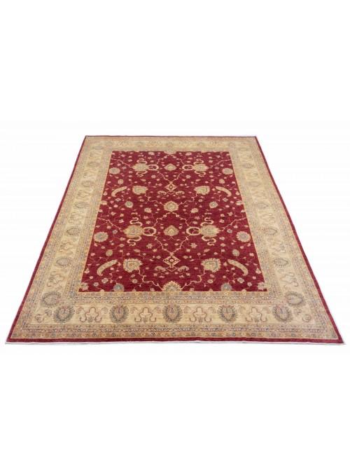 Carpet Chobi Beige 300x400 cm Afghanistan - 100% Highland wool