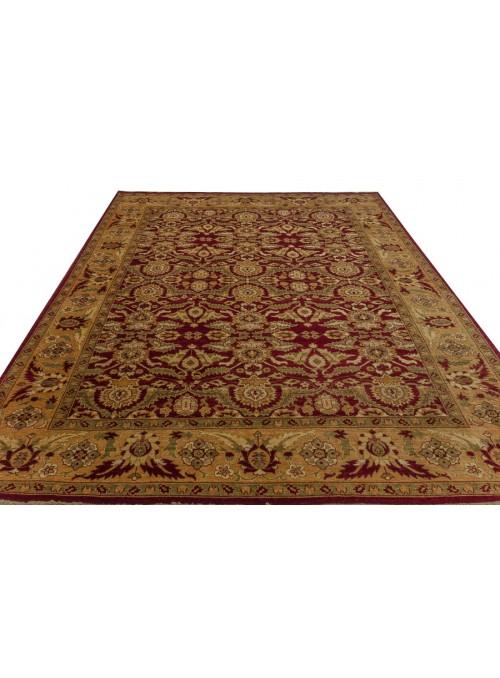 Teppich Chobi Rot 260x310 cm Afghanistan - 100% Hochlandschurwolle
