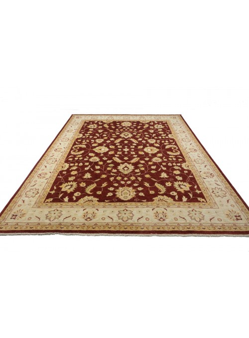 Carpet Chobi Red 250x300 cm Afghanistan - 100% Highland wool