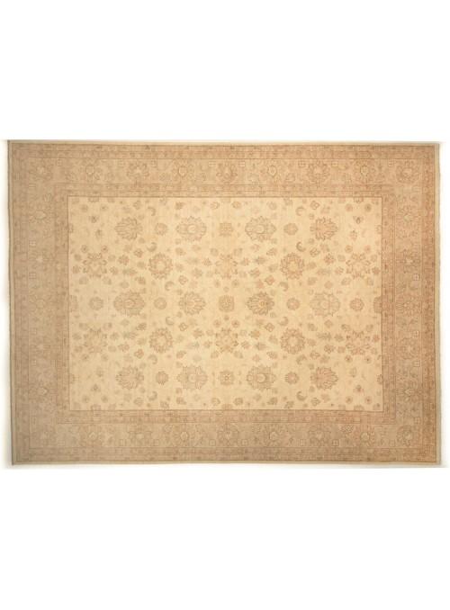 Carpet Chobi Beige 280x380 cm Afghanistan - 100% Highland wool