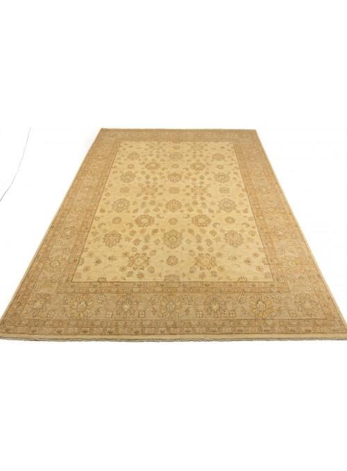 Teppich Chobi Beige 280x380 cm Afghanistan - 100% Hochlandschurwolle