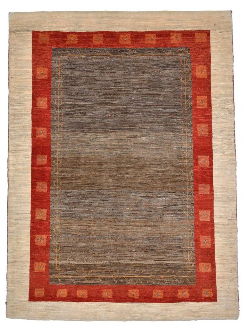 Hand made carpet Persian Gabbeh Loribaft 150x200cm 100% wool