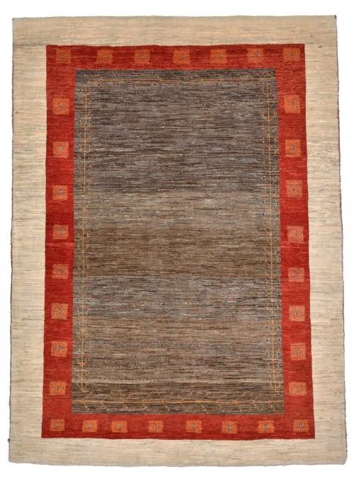 Orientteppich Handgeknüpft Iran Loribaft ca 150x200cm perser Gabbeh 100% Wolle