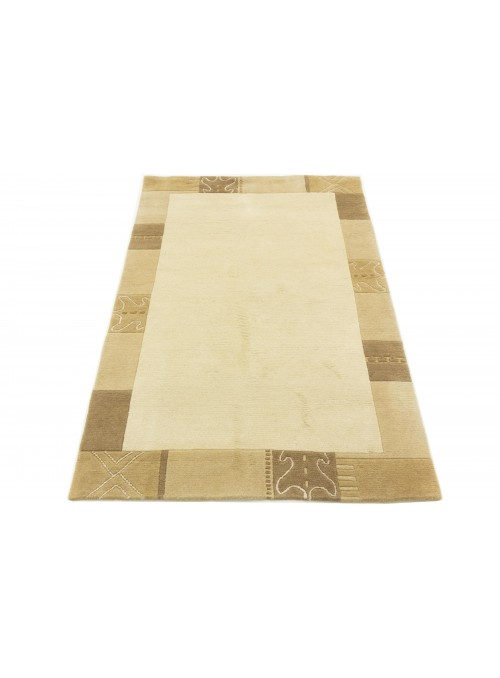 Carpet Nepal Beige 120x180 cm India - 100% Wool