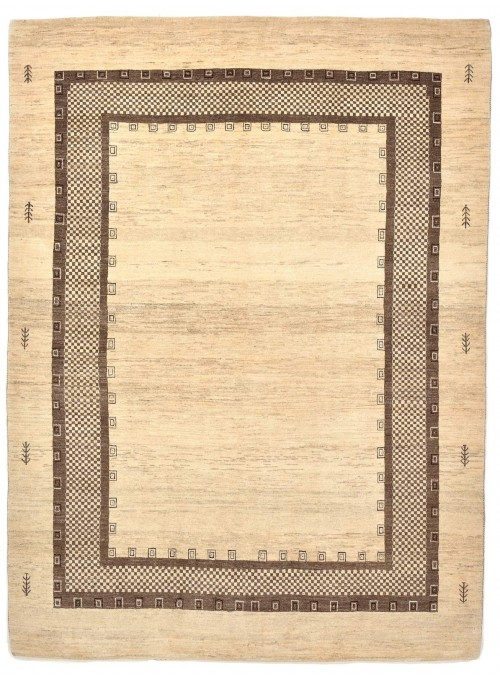 Hand made carpet Persian Gabbeh Loribaft 170x240cm 100% wool