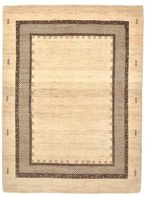 Ręcznie tkany dywan Loribaft Gabbeh Iran 100% wełna ok 170x240cm