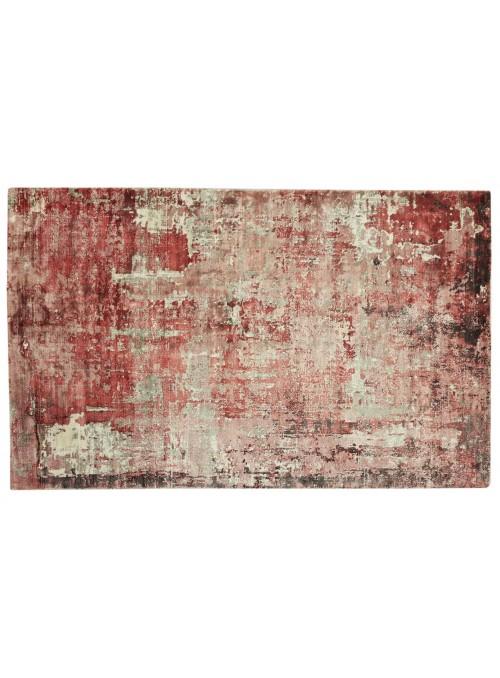 Dywan Nadrukowany Handloom Czerwony 160x230 cm Indie - 100% Wiskoza