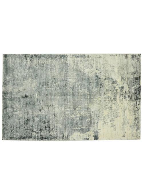Dywan Nadrukowany Handloom Szary 160x200 cm Indie - 100% Wiskoza