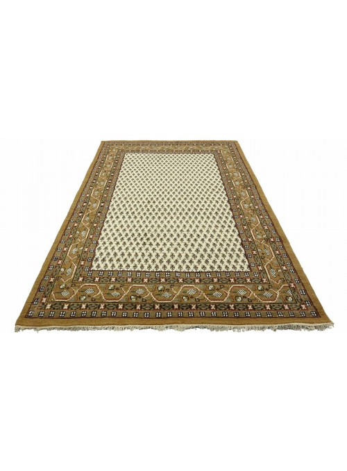 Carpet Mir Beige 200x300 cm India - 100% Wool