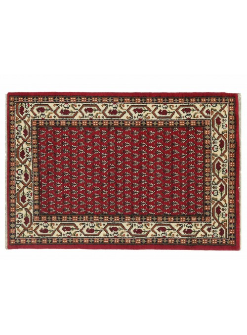 Carpet Mir Red 120x180 cm India - 100% Wool
