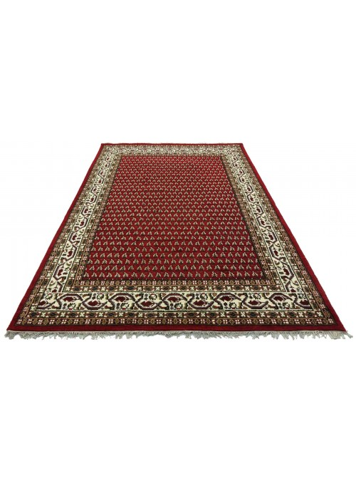 Carpet Mir Red 200x300 cm India - 100% Wool