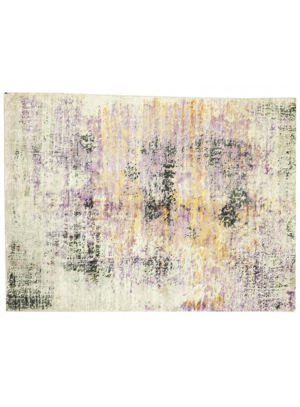 Dywan Nadrukowany Handloom Liliowy 160x230 cm Indie - 100% Wiskoza